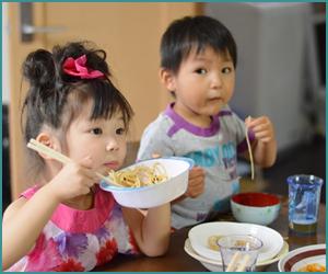 幼児食をマスターして職業に活かそう!「幼児食マイスターW資格取得講座」